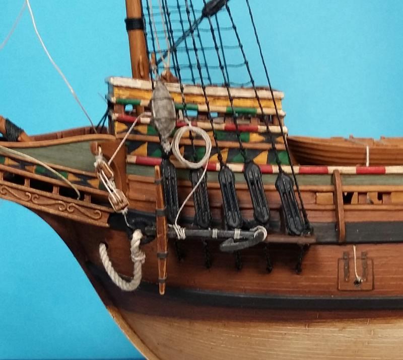 Mayflower, Revell 1:83? wohl eher 1:110 das Nebenprojekt - Seite 2 Comp_242