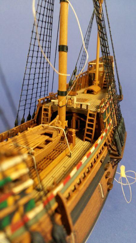Mayflower, Revell 1:83? wohl eher 1:110 das Nebenprojekt - Seite 2 Comp_246