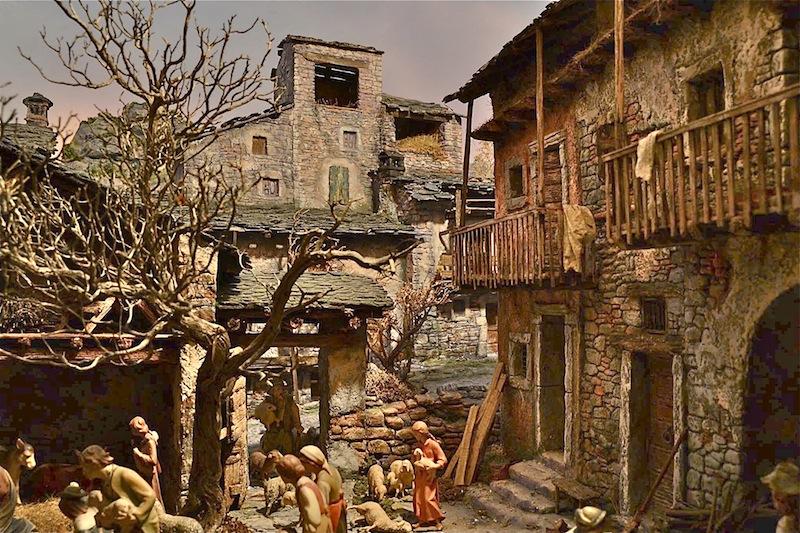 MUSÉE DES CRÈCHES DE GAZZANO ( PROVINCE REGGIO EMILIA) ITALIE  13308111