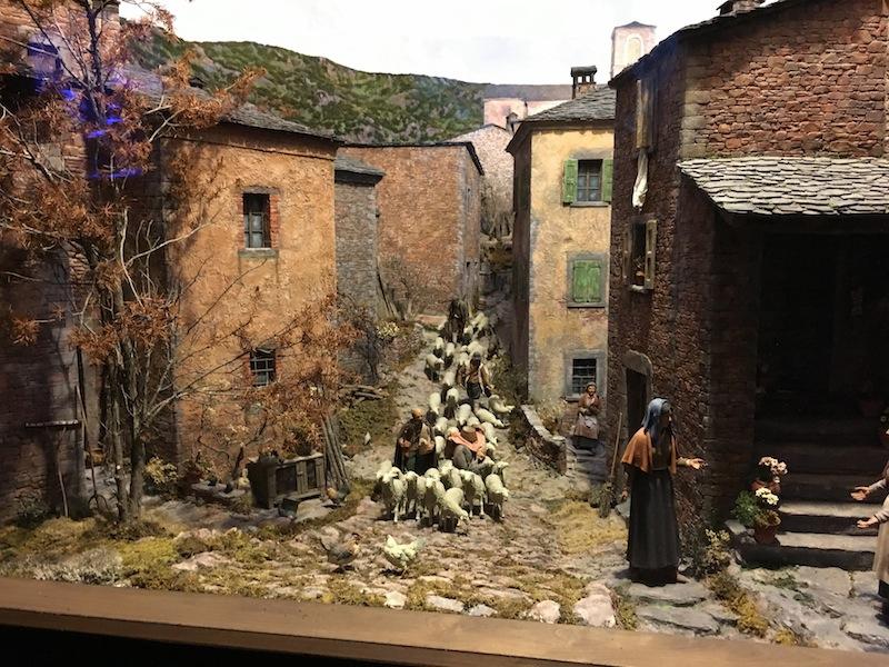 MUSÉE DES CRÈCHES DE GAZZANO ( PROVINCE REGGIO EMILIA) ITALIE  Img_0922