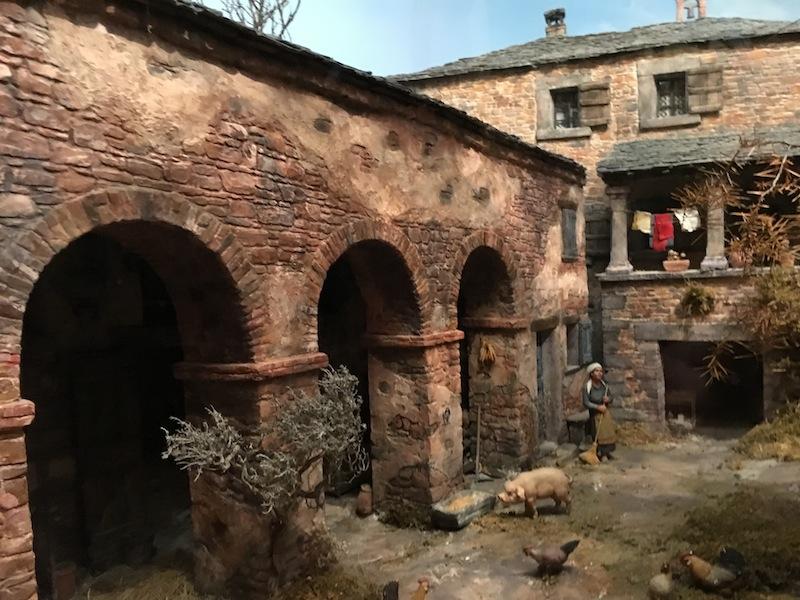 MUSÉE DES CRÈCHES DE GAZZANO ( PROVINCE REGGIO EMILIA) ITALIE  Img_0927