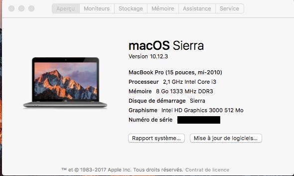 macOS High Sierra et macOS   Sierra HP Probook 4530S, 4440S, 4540S, 6460B, 6570B, 8460P, 8470p, 6470B,2570P, 9470M (UEFI) - Page 3 Screen10