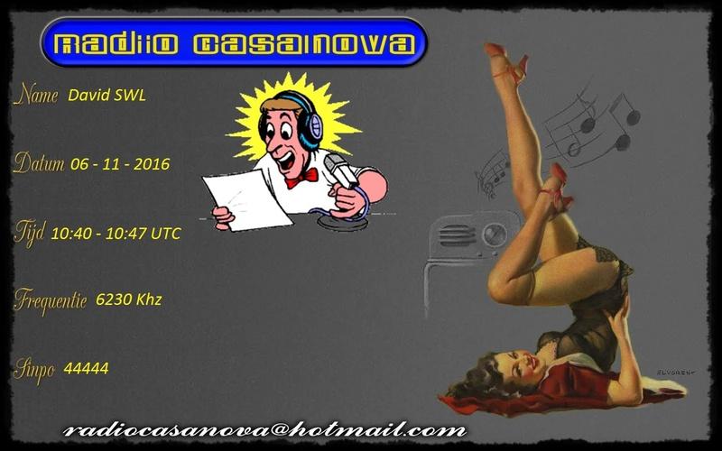 eQSL de radio Casanova 06-11-11