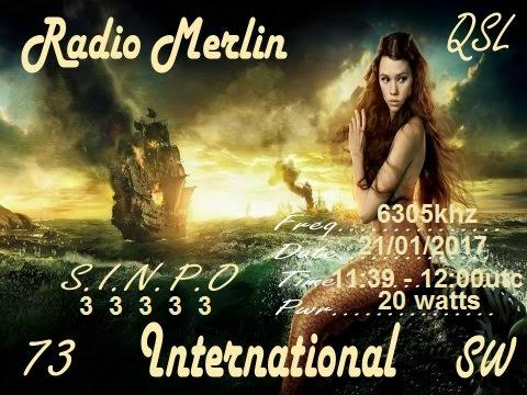 eQSL de R.Merlin Internationnal 112