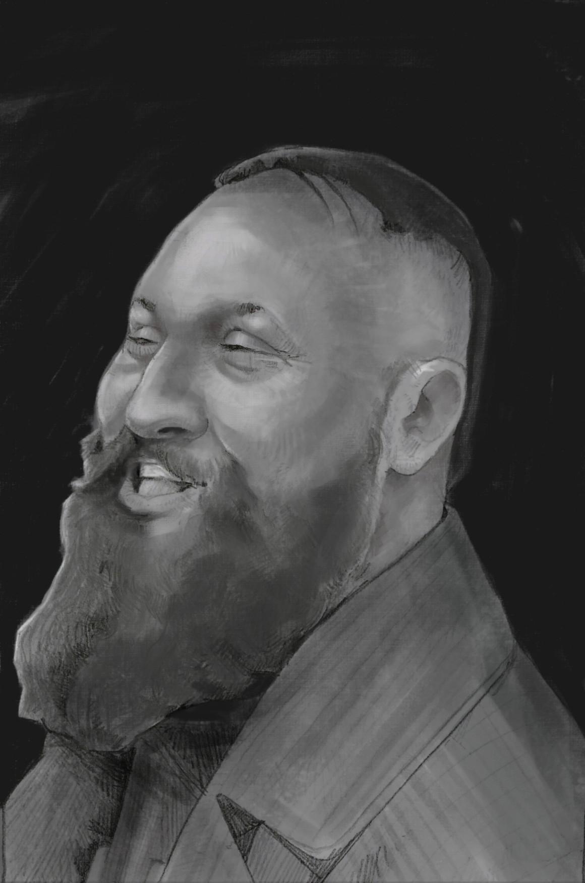 Etudes de Mihail - Page 3 Portra10