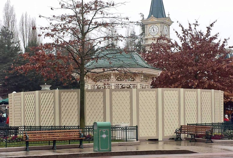 Gazebo de Town Square - Remplacement [Main Street, U.S.A. - 2021] Img_0213