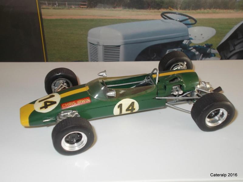 Brabham Honda F2  1966 Ebbro  Brabha11