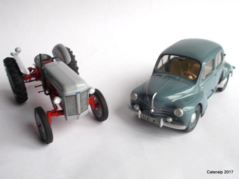 """Ferguson FF-30 mon petit gris """"rouge """" et TE-20 mon petit gris """"gris""""  Fergus24"""
