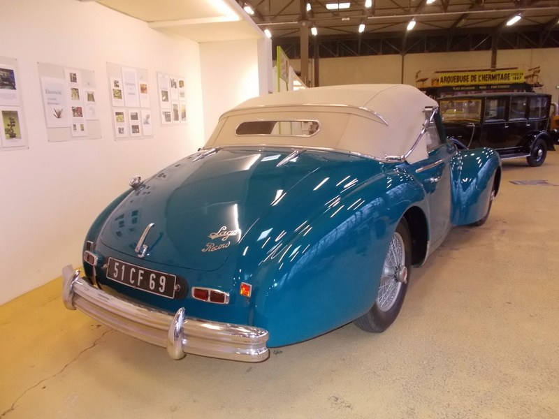 Album photo Talbot Lago Record  Rochet14