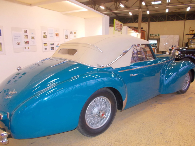 Album photo Talbot Lago Record  Rochet17
