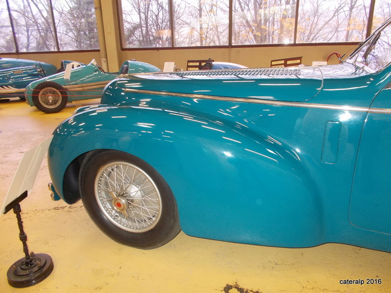 Album photo Talbot Lago Record  Rochet22