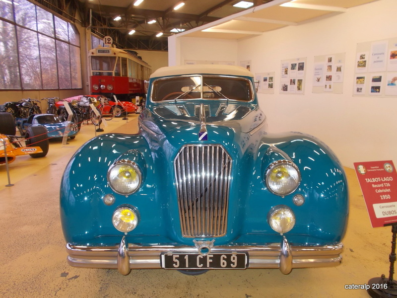Album photo Talbot Lago Record  Rochet31