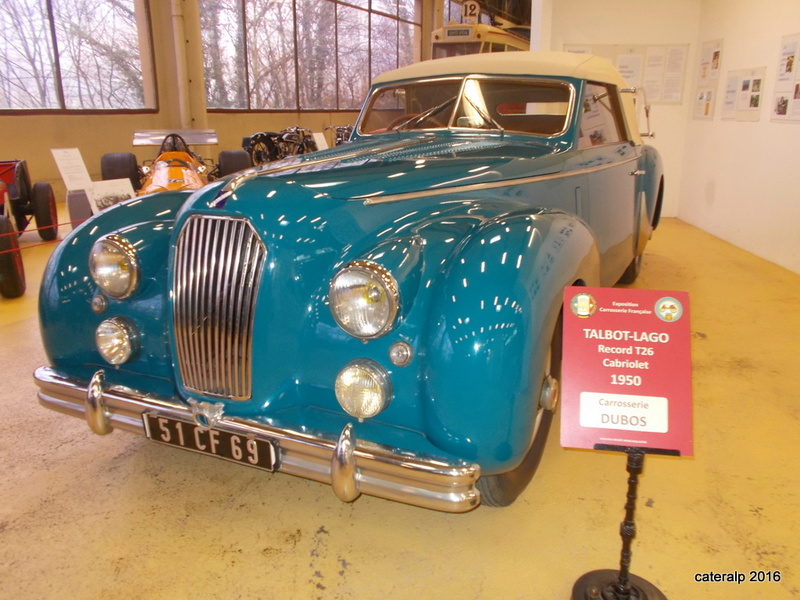 Album photo Talbot Lago Record  Rochet32