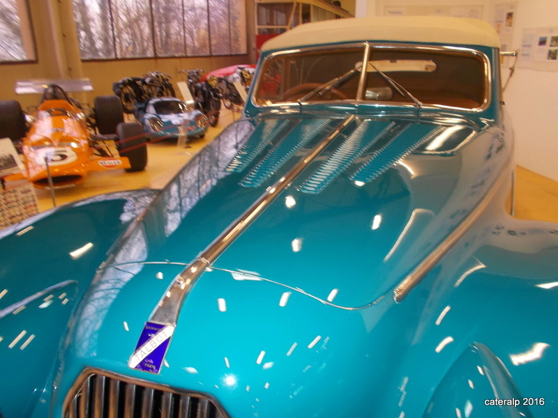 Album photo Talbot Lago Record  Rochet34
