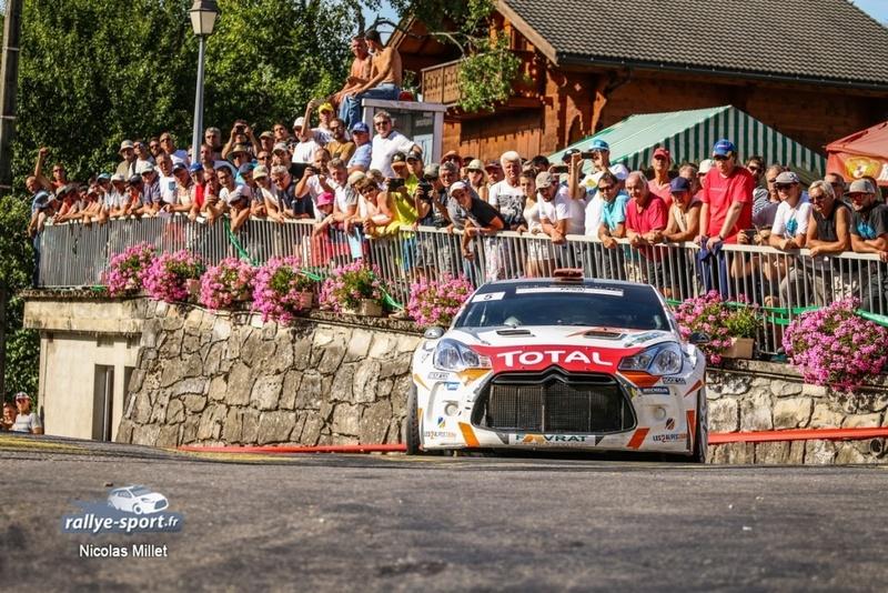 Calendrier Championnat de France des rallyes Asphalte et Terre  2017 Calend10