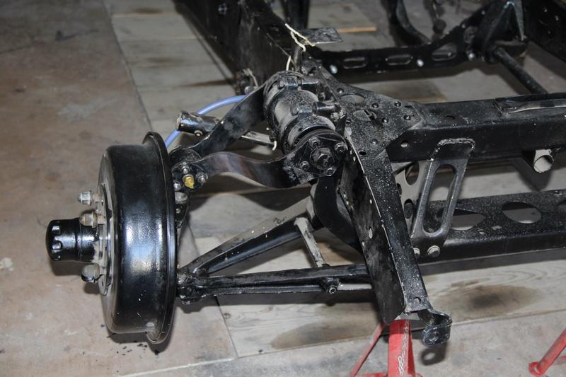 restauration du chassis rosalie 10B Img_1115