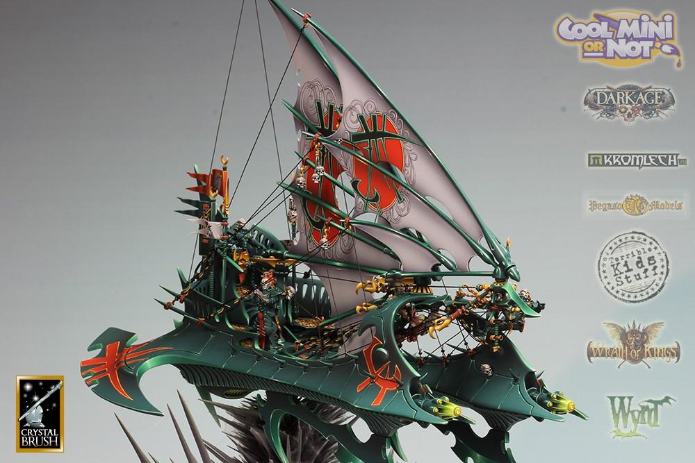Terrain idea: Drukhari Vessels B_000013