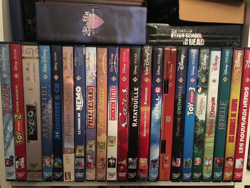 [Photos] Postez les photos de votre collection de DVD et Blu-ray Disney ! - Page 10 Img_0111