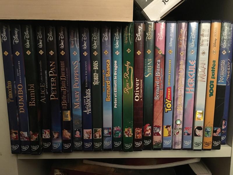 [Photos] Postez les photos de votre collection de DVD et Blu-ray Disney ! - Page 10 Img_0112