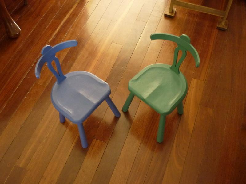 Chaises pour enfants P1070250