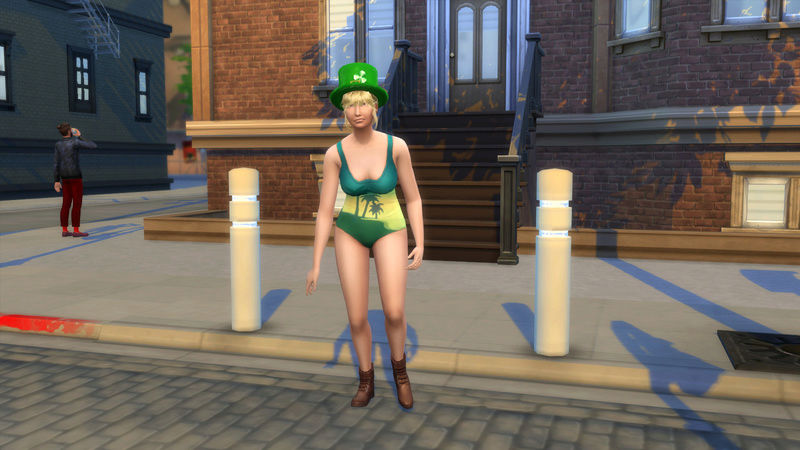 Sims Who Dressed in the Dark SIMs 4 [2014-2018] - Page 6 12-19-10