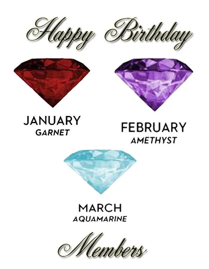 Happy Birthday January, February & March members Jan_ma10