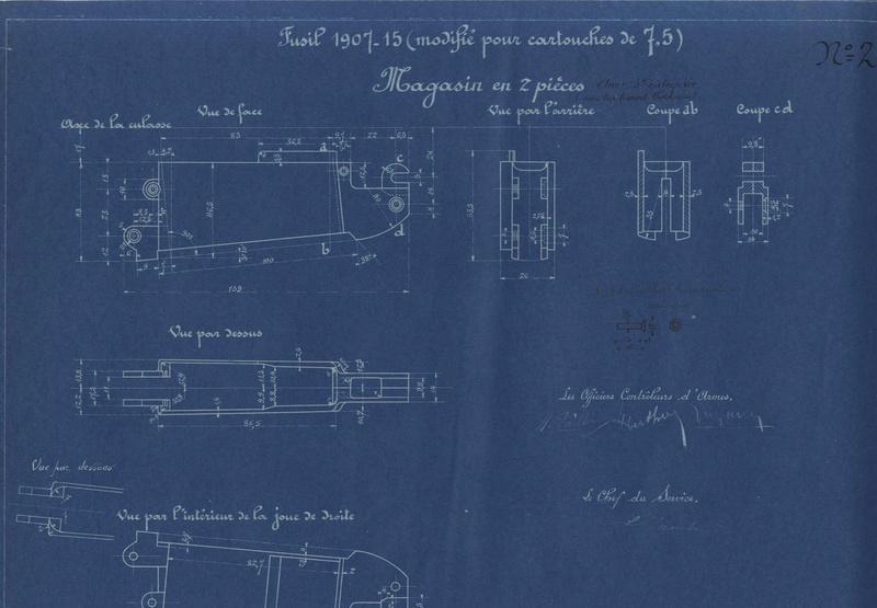 Nomenclature/plans Berthier 1907-15 M34 Berthi11
