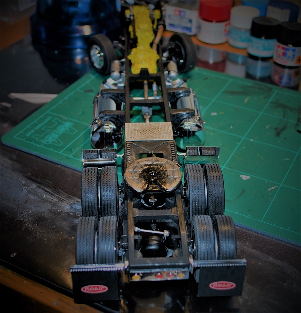 Peterbilt 378 Long Hauler 1/24 Italeri Camion16