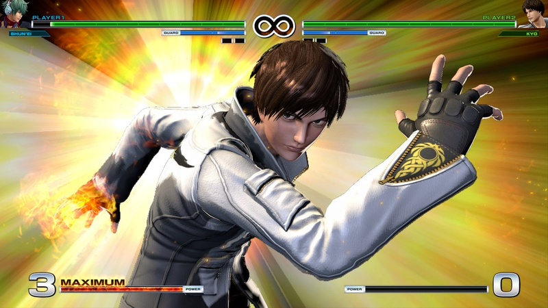 King of Fighters XIV annoncé - Page 12 Cyuy9s11