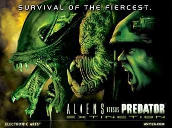 ANNULE : Partie vendredi 16 décembre : Alien versus Predator Is10
