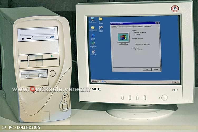 [VDS] Tour, MS-Dos, Windows 3.11, Windows 95, Windows 98, Windows 2000, etc.. Wun-9810