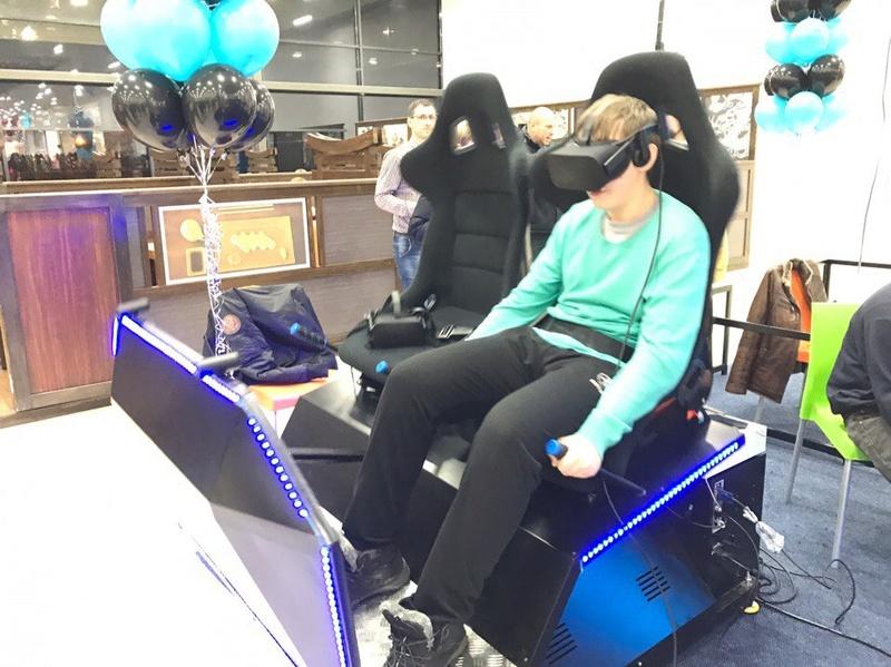 Аттракцион виртуальной реальности Space Rift 2x _3xvgo10