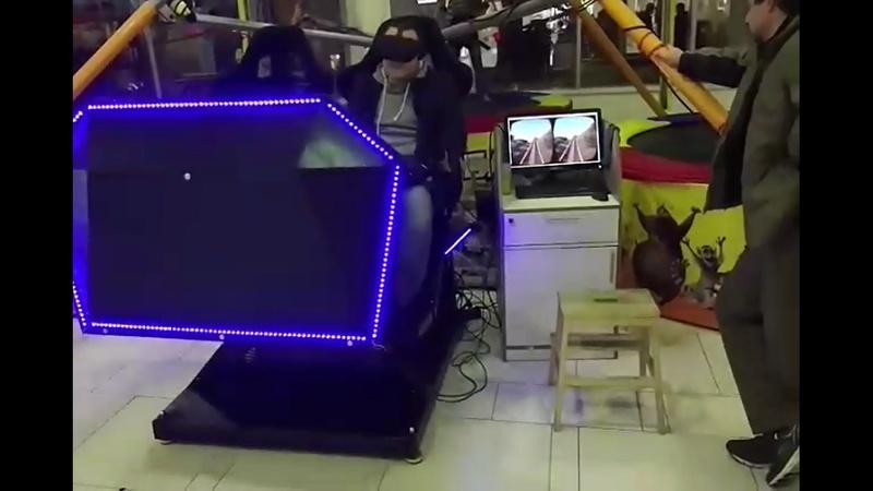 Аттракцион виртуальной реальности Space Rift 2x Petros10