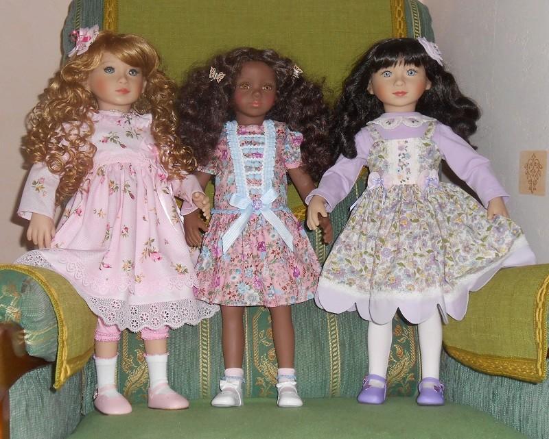 """mes trois """" Maru """" ; mes Princesses ... Dscn3114"""