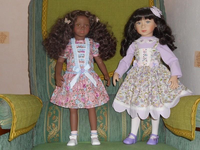"""mes trois """" Maru """" ; mes Princesses ... Dscn3115"""