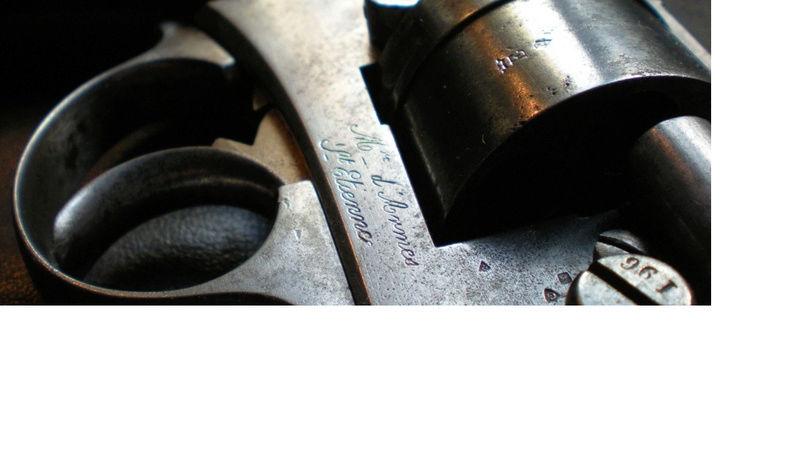 Le Revolver d'ordonnance Français modèle 1873  110
