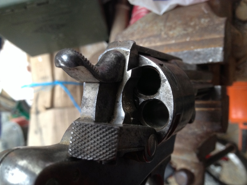 Le Revolver d'ordonnance Français modèle 1873  2014-011