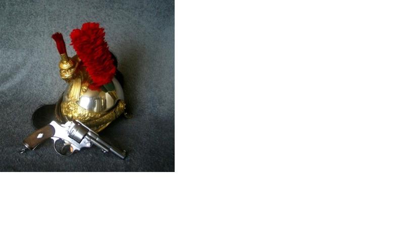 Le Revolver d'ordonnance Français modèle 1873  310