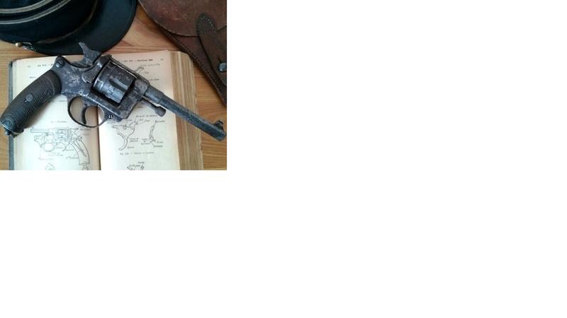 Le Revolver d'ordonnance Français modèle 1873  510