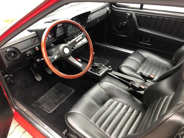 Système attache ceinture avant coupé Alfetta GT Alfett10