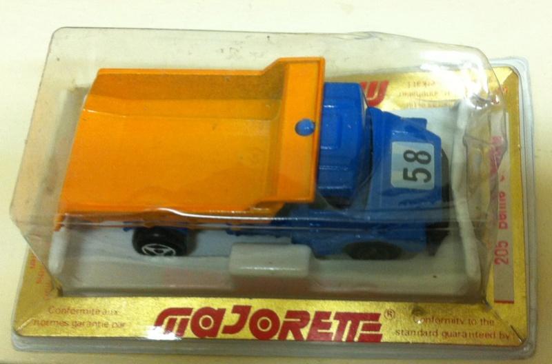 N°205 Scania Benne carrière Img_3314