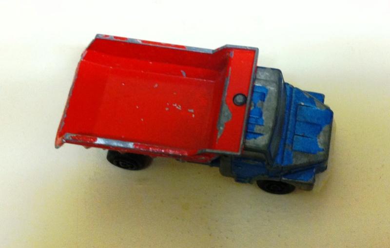 N°205 Scania Benne carrière Img_3315