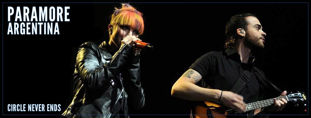 Paramore Argentina - Circle Never Ends