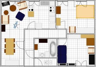 mon futur chez moi : projet pour la chambre Plan_g20