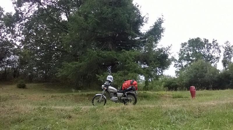 Vend GN125 2000 32000km Lyon Wp_20110