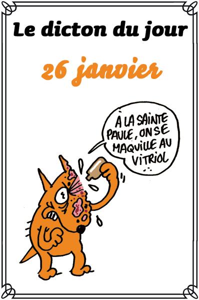dictons du jour et dictons humour de colette - Page 3 Dicton46
