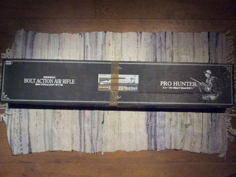 VSR 10 Wood Version Spéciale Pro Hunter Tm-vsr16