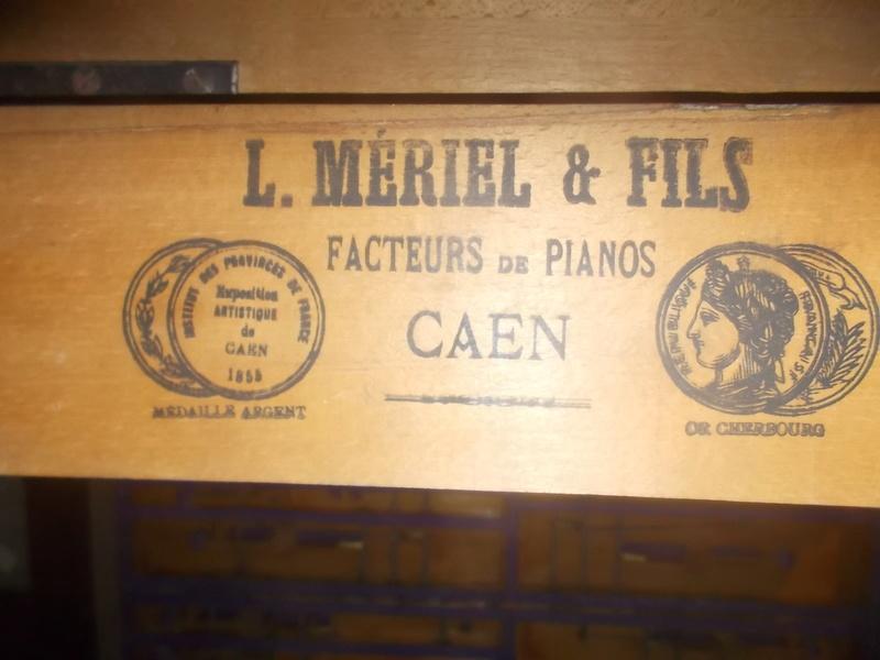Harmonium à percussion Mériel & Fils Dscn0117