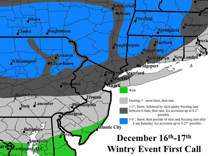 Saturday December 17th 2016 Snow Storm--SNOW MAPS ONLY Slide112