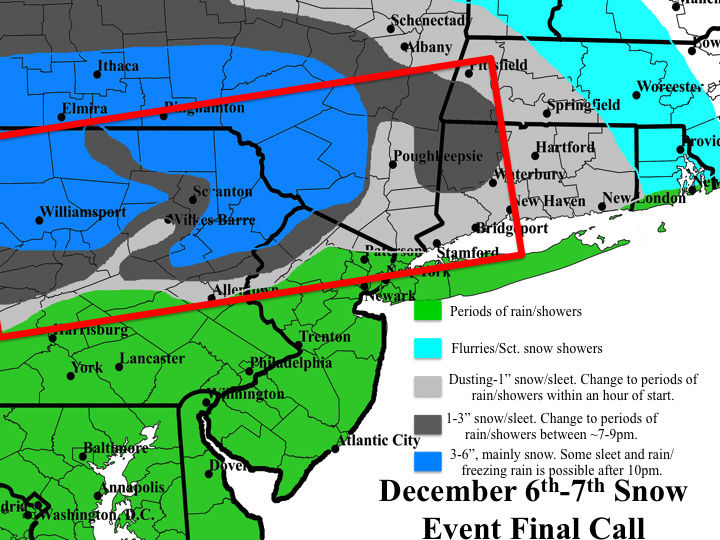 Tuesday 12/6 Snow Event Discussions & Observations Slide211